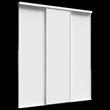 façade kendoors plus 3 portes coulissantes