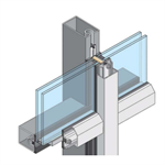 VDS Curtainwall by Forster - Fire resistive