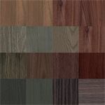 resopal collection woods 6 - high pressure laminate (hpl) and compact laminate