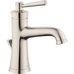 04771820 Joleena Single lever basin mixer 100 with lever handle and pop-up waste set