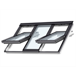 "velux studio-fenster ""3 in 1"""