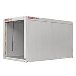 zecon - flurcontainer 5,0m x 2,5m