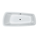 PALOMBA COLLECTION Bathtub, with frame 1800 x 800 mm