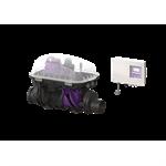 kessel-rückstaupumpanlage pumpfix f schaltgerät komfort dn 100