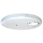Field Configurable Ceiling Speaker -strobes