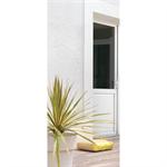single pvc french door primélis - new construction