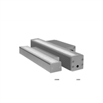 Lumenfacade Nano Horizontal Slim Adjustable Mount