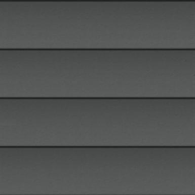 profilé à clins façade (250 mm, prepatina ardoise)