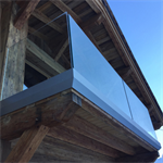 007013 - sabco railing lateral offset