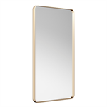 ARMANI - BAIA Metal-framed mirror