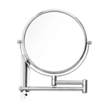 Double side extendable mirror