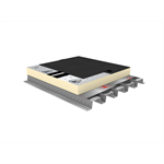 rubbergard epdm roof mechanically attached system (rma)