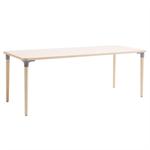 TAILOR - Rectangular Table 2000x1000