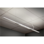teamled suspended luminaire lg 1200 mm dd
