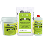 R 21 CE - Self-smoothing epoxy floor topping (0.5 – 1.0mm)