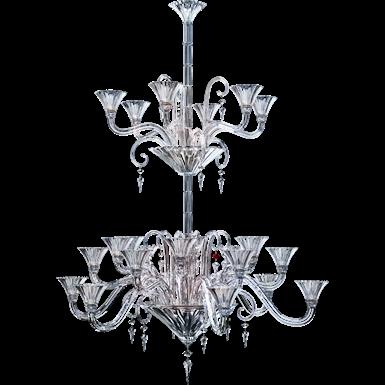 mille nuits chandelier 24l