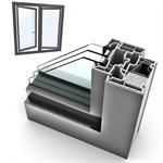 Internorm KF 410 Modell 3 Kunststoff- & Kunststoff/Aluminium-Fenster