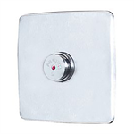 38340 presto p500s b for concealed mounting with plate