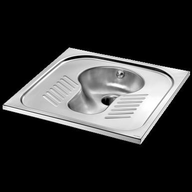 113610  Squat SHA 700 WC pan