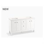 """beauxline™ 60"""" bathroom vanity set"""