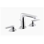 avid® widespread bathroom sink faucet