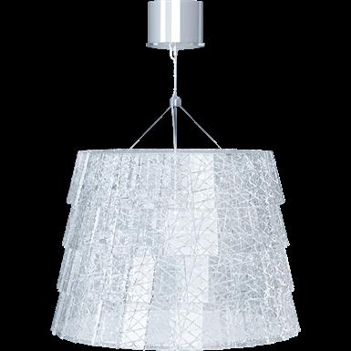 tuile de cristal ceiling medium size frozen