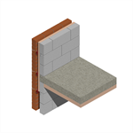 Kooltherm K10 Deska pro stropní konstrukce