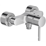 cuff - wall-mount shower mixer