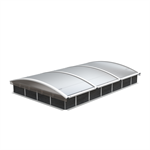 ecofil iso plus on insulated metal upstand