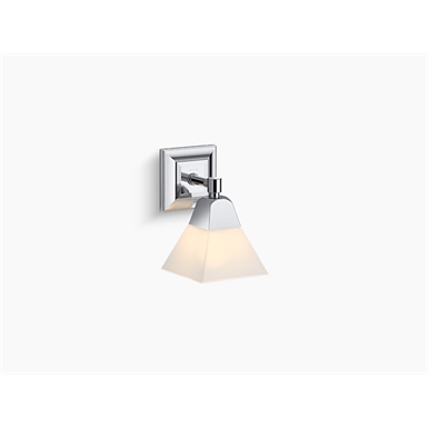 memoirs® one-light sconce