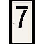 Exterior Door Character Identity (Inswing) Nr 7