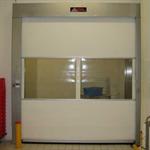 STAR-250N fast-moving PVC doors