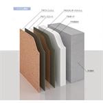 Passive Wall - EPS 100mm + Standard Mesh