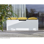 duropal xterior compact - beidseitige lackierung 15 mm
