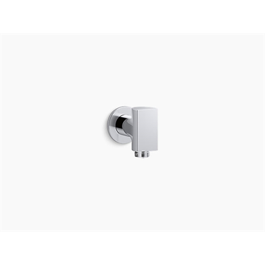 exhale® wall-mount supply elbow with check valve
