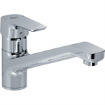 ceraplan iii kitchen mixer one hole single lever hand, low pressure