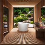 BeOne 4639 - Freestanding Therapeutic Bath