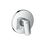 Logis Single lever shower mixer for concealed installation 71606000
