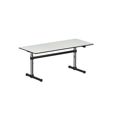 height adjustable desk 1600x800 mm