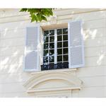 double wood window - new construction