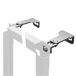 aquafix wall bracket zcmpx140