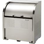 CKS1007 ステンレスゴミ収集庫クリーンストッカー 間口1000 (旧品番CKS1000)