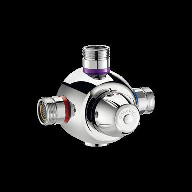 731002  Group thermostatic mixing valve PREMIX COMFORT