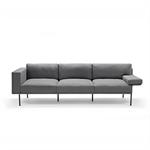 Varilounge Low 3-seater, sofa left