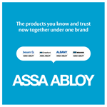 The Albany products you know and trust, now under ASSA ABLOY