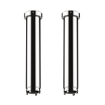 AXOR ShowerSolutions Extension set 230 mm for ceiling connector ShowerHeaven 1200/300 4jet 13603000