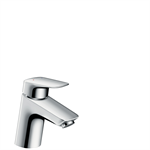Logis Single lever basin mixer 70 LowFlow with pop-up waste set 71078000