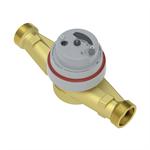 JS130 10 -NK; -NKP MASTER+ Vane-Wheel Single-Jet Dry Water Meter