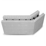 BuildBlock Insulating Concrete Forms (ICFs) 45-Degree Corner 6""
