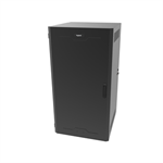 12RU, Swing-Out Wall-Mount Cabinet, Solid Door